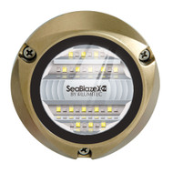 Lumitec SeaBlazeX2 LED Underwater Light - Dual Color - White\/Blue