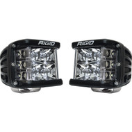 Rigid Industries D-SS Pro Spot - Pair - Black