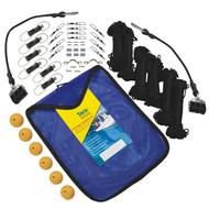 Taco Premium Triple Braid Rigging Kit