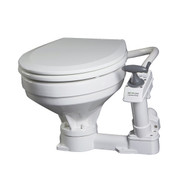Johnson 80-47230-01 AquaT Comfort Marine Toilet