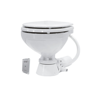 Johnson AquaT Compact Electric Marine Toilet