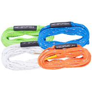 HO Sports 2K Safety Tube Tow Rope - White