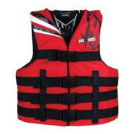 HO Sports Men's Red Universal Life Jacket