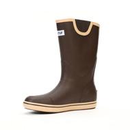 "Xtratuf Chocolate/Tan 12"" Deck Boot"