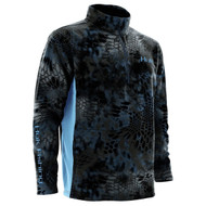 Huk Kryptek Neptune Fleece 1/4 Zip