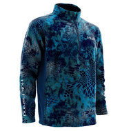 Huk Kryptek Pontus Fleece 1/4 Zip
