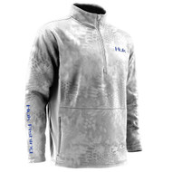 Huk Kryptek Yeti Royal Fleece 1/4 Zip