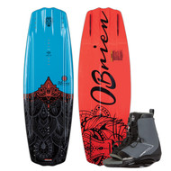 O'Brien Spark Wakeboard w/ Link Boots 2019