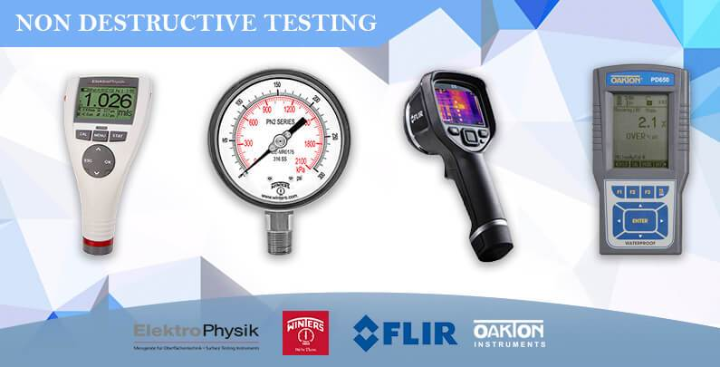 Non Destructive Testing Equipments