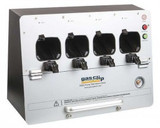 Gas Clip Technologies MGC-WMDOCK-PUMP-HP Multi Gas Clip Hi Pressure MGC Pump Wall Mount Dock