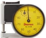 Starrett 1010MZ DIAL INDICATOR POCKET GAGE- 0-9mm