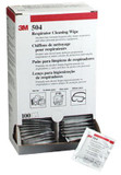 3M  Respirator Cleaning Wipes 142-504
