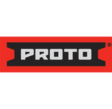 """Proto J1218EF  Satin Short Combination Wrench 9/16"""" - 6 Point"""