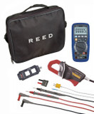 REED Instruments ST-ELECTRICKIT2 MULTIMETER/ CURRENT ADAPTER COMBO KIT