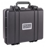 "REED Instruments R8890 HARD CARRYING CASE WITH CUSTOMIZABLE FOAM INT, 15.7""X12.6""X7"""