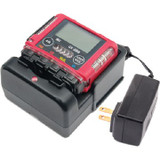 Rki Instruments 72-0311RKC  GX-2009, 3 gas, LEL / O2 / CO with alligator clip and 115 / 220 VAC charger
