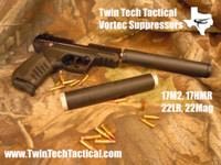 Vortec Rimfire Suppressor