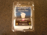 EZ-Cup Disposable Filters 50 Pack