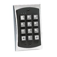 2000eM IEI 2000 Series eM Style Flush-mount Durable Metal Access Control Keypad