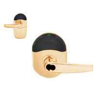 NDE-80-JD-ATH-612 Schlage NDE Series Cylindrical Storeroom Lock in Satin Bronze Finish