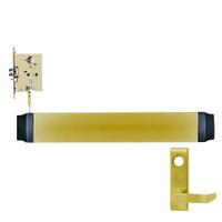 9475L-US4-RHR Von Duprin Exit Device in Satin Brass