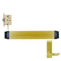 9475L-DT-US4-RHR Von Duprin Exit Device in Satin Brass