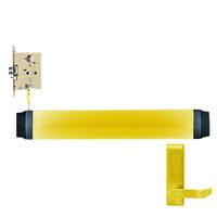 9475L-DT-US3-RHR Von Duprin Exit Device in Bright Brass