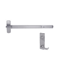 25-R-L-NL-DANE-US26D-3-RHR Falcon Exit Device in Satin Chrome