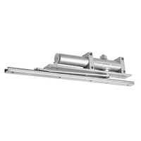 7900H-689-RH Norton 7900 Series Hold Open Overhead Concealed Closers with Multi-Sized Spring 1-6 in Aluminum Finish
