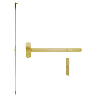 CD25-C-TP-BE-US4-2 Falcon Exit Device in Satin Brass