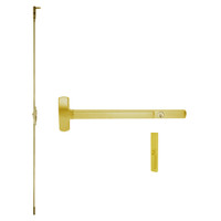 CD25-C-TP-BE-US3-2 Falcon Exit Device in Polished Brass