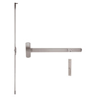 CD25-C-NL-US28-2 Falcon Exit Device in Anodized Aluminum