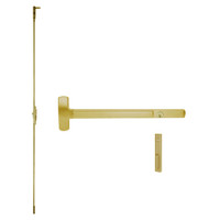 CD25-C-NL-US4-2 Falcon Exit Device in Satin Brass