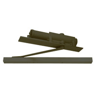 268-CSP-EB-RH Sargent 268 Series Complete Closer Security Package Concealed Door Closer with Track Arm in Bronze Powder Coat