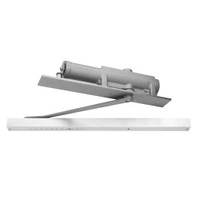 268-CSP-EN-RH Sargent 268 Series Complete Closer Security Package Concealed Door Closer with Track Arm in Aluminum Powder Coat