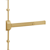 3727G-EP Sargent 30 Series Reversible Vertical Rod Exit Device in Sprayed Satin Bronze