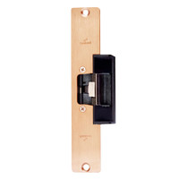 1608L-US10 DynaLock 1600 Series Electric Strike for Low Profile in Satin Bronze