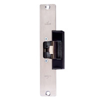 1608L-US32 DynaLock 1600 Series Electric Strike for Low Profile in Bright Stainless Steel