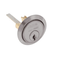 CR3000-200-6-N6-630 Corbin Russwin Conventional Rim Cylinder in Satin Stainless Steel Finish