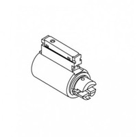 2000-052-D3-606 Corbin Russwin Conventional Key in Lever Cylinder in Satin Brass Finish