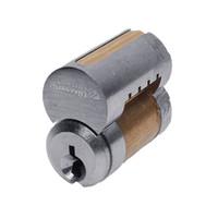 8000-7-L4-626 Corbin 8000 Series 7 Pin Interchangeable Core in Satin Chrome Finish