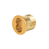 1070-138-A04-6-612 Corbin Mortise Interchangeable Core Housing with DL4000 Deadlock Cam in Satin Bronze Finish
