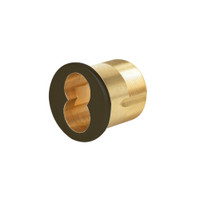 CR1070-138-A04-6-613 Corbin Mortise Interchangeable Core Housing with DL4000 Deadlock Cam in Oil Rubbed Bronze Finish