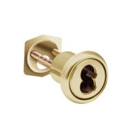 CR3070-178-6-605 Corbin LFIC Rim Housing in Bright Brass Finish