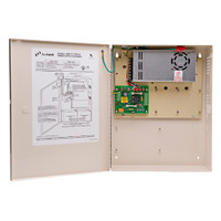 5600-24-FAC-PC DynaLock Multi Zone Heavy Duty 24 VDC Power Supply with Fire Alarm Module and Power cord