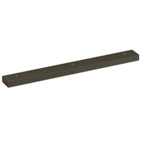 4442-US10B DynaLock 4000 Series Filler Plates for Double Maglocks in Oil Rubbed Bronze