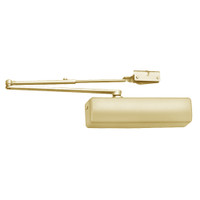 DC3210-696-M54 Corbin 3000 Series Parallel Arm Cast Iron Door Closers in Satin Brass Finish