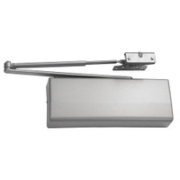 DC8210-A11-689-W33 Corbin DC8000 Series Parallel Unitrol Arm Heavy Duty Door Closers in Silver Aluminum Finish
