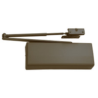 DC8210-A12-690-W33 Corbin DC8000 Series Parallel Unitrol Arm Heavy Duty Door Closers with Hold Open in Dark Bronze Finish