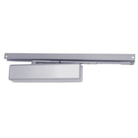 1461T-BUMPER-US26D-FC LCN Surface Mount Door Closer with Bumper Arm in Satin Chrome Finish